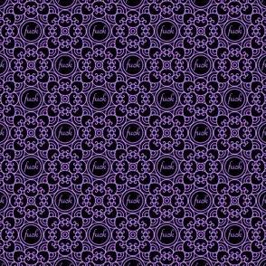 Delicately Speaking Purple -Sm