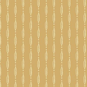 Tricones Stripe Gold ©Julee Wood