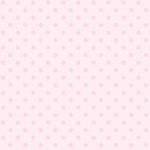 Polka Dot Double Pink (Small)
