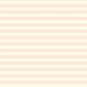Parfait Stripes Peaches and Cream