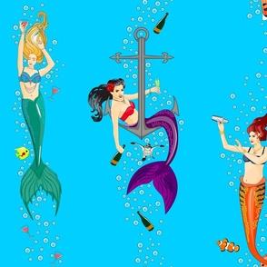 Mermaids and Martinis