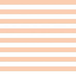 peach stripes coordinate peach stripe stripes fabric nursery fabric girls fabric nursery fabric