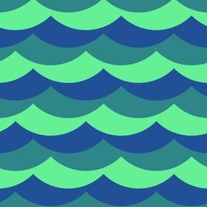 05684324 : scallop wave zigzags : tropical storm