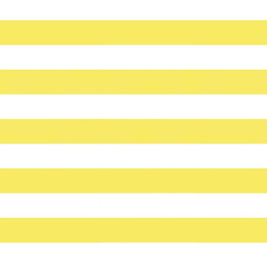 Big Yellow Horizontal Stripes