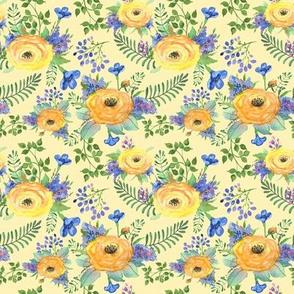 TK-Watercolor_Yellow_Roses_Purple_Flowers