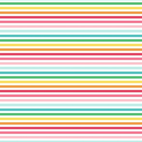 stripes vertical :: colorful christmas