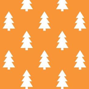 trees orange LG