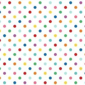 rainbow fun polkas