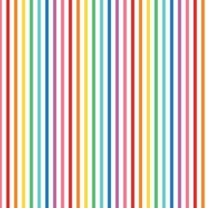 rainbow stripes 1 vertical