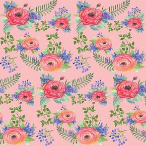 TK-Watercolor_Roses_Pink_Blue_Purple_Flowers_Floral_on_Pink