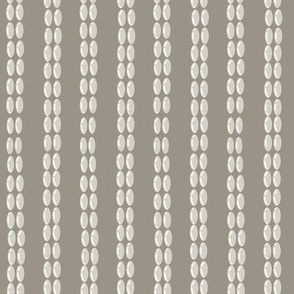 15-07N Pearls on Taupe_Miss Chiff Designs