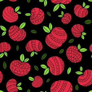 Fresh Apples - by Kara Peters