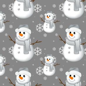 Snowman Frosty