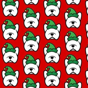 French Bulldog Elf - it's a dog's Christmas