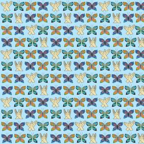 BlueButterflyASLPattern