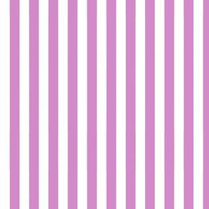 Purple Vertical Stripes