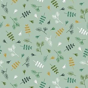 Cut herbs melange (light green)