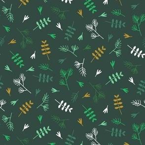 Cut herbs melange (dark green)