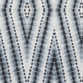 Shibori Diamond Grey