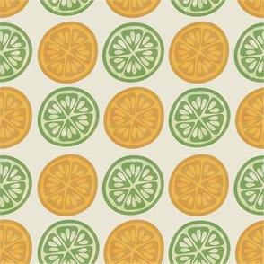 Watercolor Lemons & Limes