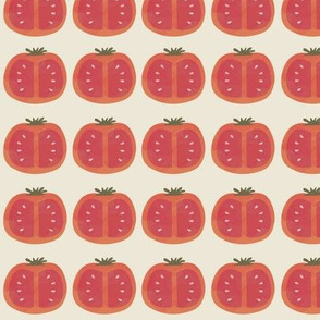 Watercolor Tomatoes