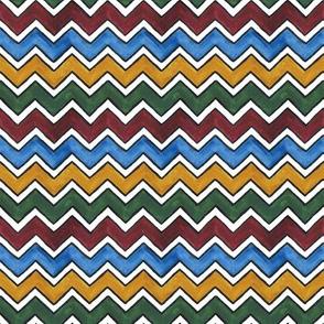 Egyptian Zigzag