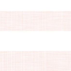 Linen Luxe Stripe ~ Arabesque and White