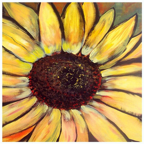 sunflower_quilt_square
