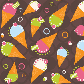 Honeysuckle Ice Cream