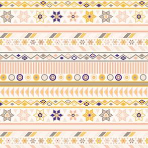 Peruvian Stripe Summer Sun