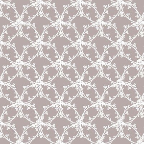 Woodland Floral Lace 1