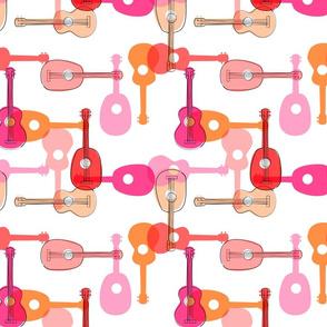 Pink Ukuleles Day