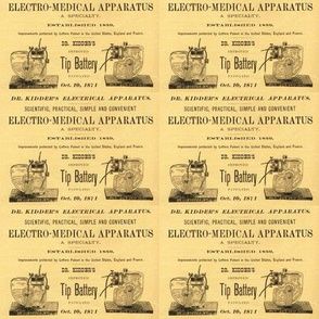 Medical Quackery with Electricity