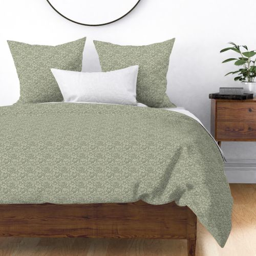 Quilted Bedding Collection Woodcut Bear