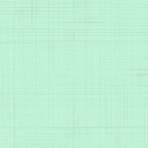 linen mint green