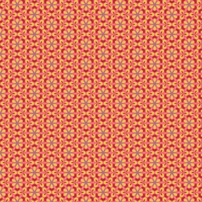 Floral Geometric Small