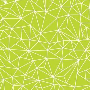 geo jane no.2 lime green