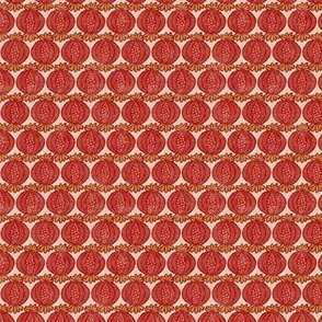 Puppet Parade STRIPE TAN PINK ©Julee Wood