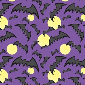 Just Batty TWILIGHT ©Julee Wood