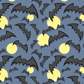 Just Batty MIDNIGHT ©Julee Wood