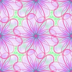 Project 55 |   Floral | Pink Anemone