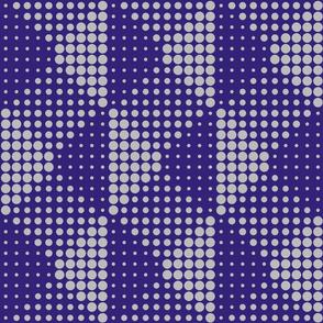 Shadow Dots - Purple