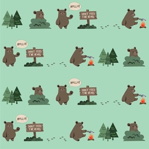 Don't Feed the Bears!