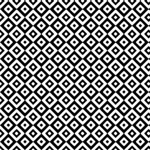 Mod Diamond Stamp