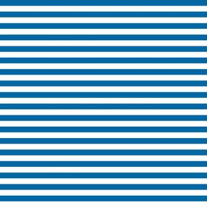 stripes sapphire blue