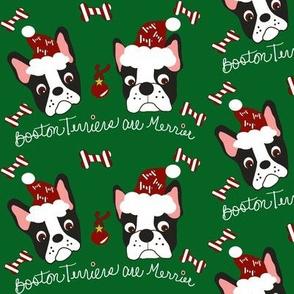Boston Terriers are Merrier!