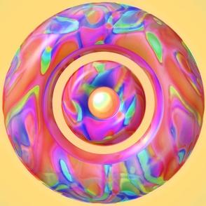 Tropical Swirled Sorbet:Whimzpix Creation G109