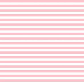 stripes rose pink