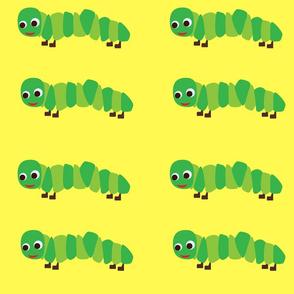 happy caterpillar-ed