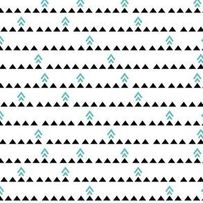 geo joe no.19 tribal aztec triangle geometric modern pattern